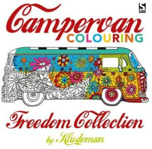 The Campervan Colouring Book